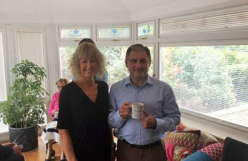Macmillan Coffee Morning Almondsbury