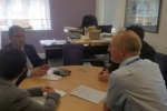 Jack Lopresti MP meeting with Bristol, North Somerset and South Glos Clinical Commissioning Group (BNSSG)