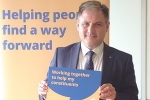 Citizens Advice Reception - helping to turn around lives